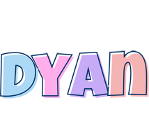 Dyan pastel logo