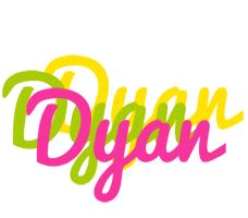 Dyan sweets logo