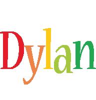 Dylan birthday logo