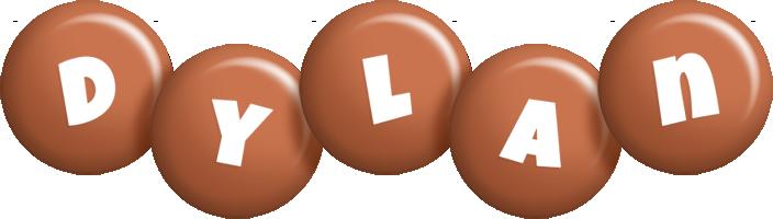 Dylan candy-brown logo