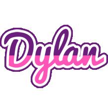 Dylan cheerful logo