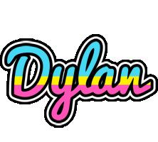 Dylan circus logo