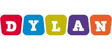 Dylan daycare logo