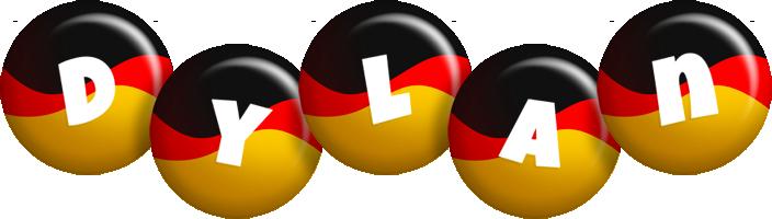 Dylan german logo