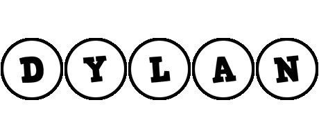 Dylan handy logo