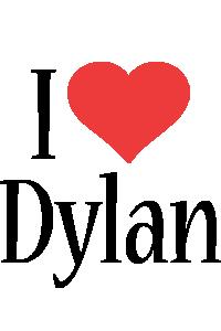 Dylan i-love logo