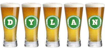 Dylan lager logo