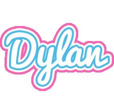 Dylan outdoors logo