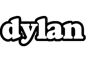 Dylan panda logo