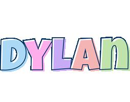 Dylan pastel logo