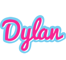 Dylan popstar logo