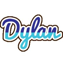Dylan raining logo