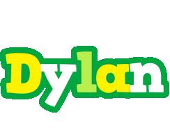 Dylan soccer logo
