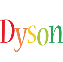 Dyson birthday logo