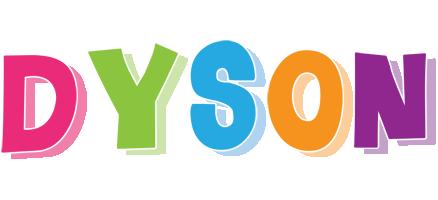 Dyson friday logo
