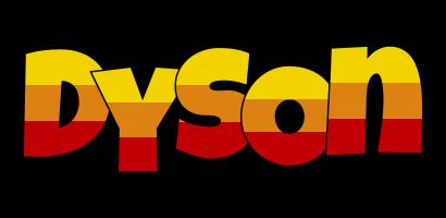 Dyson jungle logo