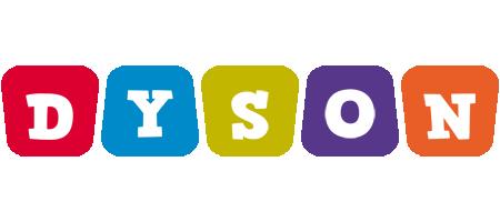 Dyson kiddo logo