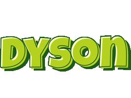 Dyson summer logo