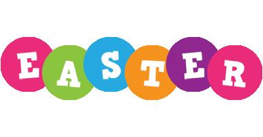 Easter friends logo