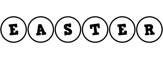 Easter handy logo