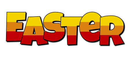 Easter jungle logo