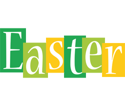 Easter lemonade logo