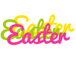 Easter sweets logo
