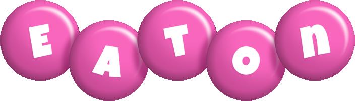 Eaton candy-pink logo