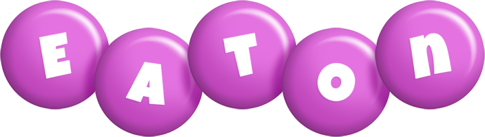 Eaton candy-purple logo