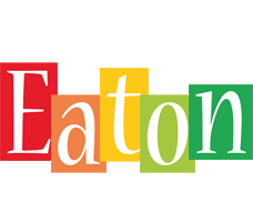 Eaton colors logo