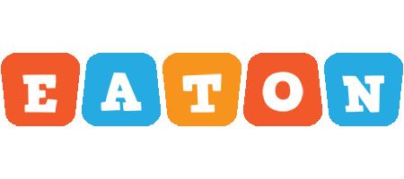 Eaton comics logo