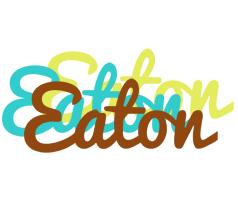 Eaton cupcake logo