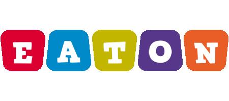 Eaton daycare logo