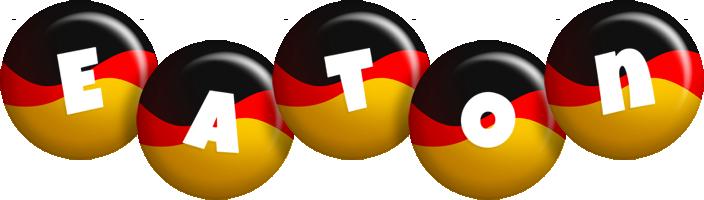 Eaton german logo