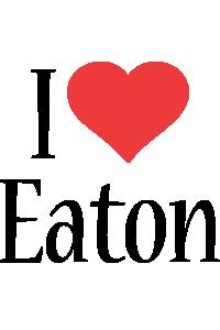 Eaton i-love logo
