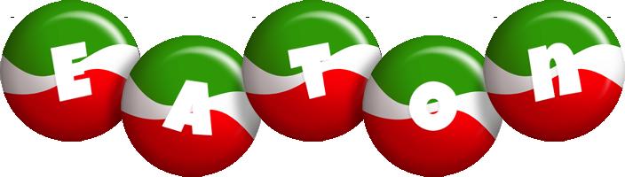 Eaton italy logo