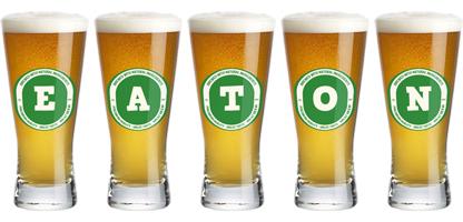 Eaton lager logo