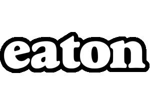 Eaton panda logo