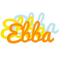 Ebba energy logo