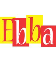 Ebba errors logo