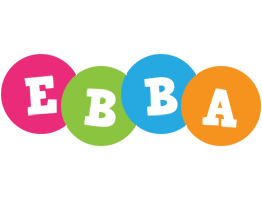 Ebba friends logo