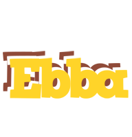 Ebba hotcup logo