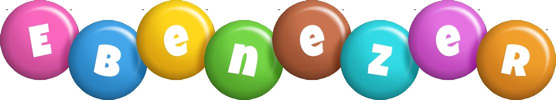 Ebenezer candy logo