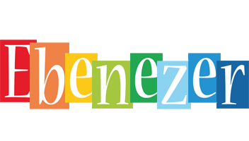 Ebenezer colors logo