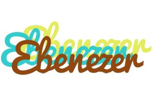 Ebenezer cupcake logo
