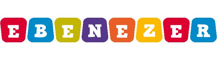 Ebenezer daycare logo