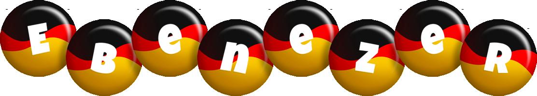 Ebenezer german logo