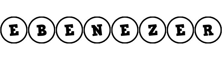 Ebenezer handy logo