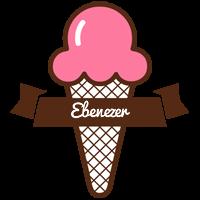 Ebenezer premium logo