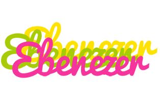 Ebenezer sweets logo